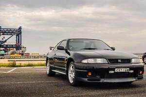 1996 Nissan Skyline R33 GT-R (Series 2) Kingsgrove Canterbury Area Preview