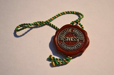 ROLEX Red Tag Seal OYSTERQUARTZ Day Date DAYDATE 19018 19019 19028 19038 19048