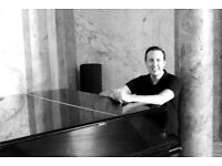 Wedding / Event Pianist Available - Kent and the South East