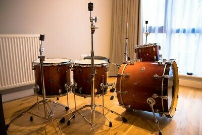 Pacific Drums & Percussion FX Series 4-piece drum kit & hardware