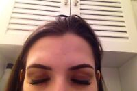 Makeup services for prom, birthday, weddings