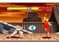 MINI RETRO GAME CONSOLE WITH 100's NES, SNES, MASTER SYSTEM & MEGADRIVE GAMES PLUS KODI OPTION