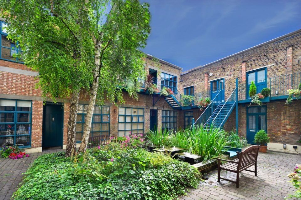 NEW WHARF ROAD N1: TWO BED, TWO BATH, AVAILABLE NOW, UNFURNISHED, CANALSIDE DEVELOPMENT