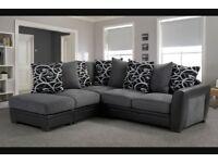 Brand new rafeal corner sofa