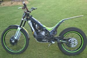 OSSA Trials Bike Warwick Southern Downs Preview