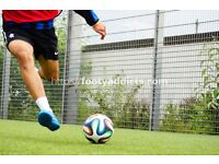 8 A SIDE FOOTBALL LEAGUE IN WEST LONDON - £56 /per game