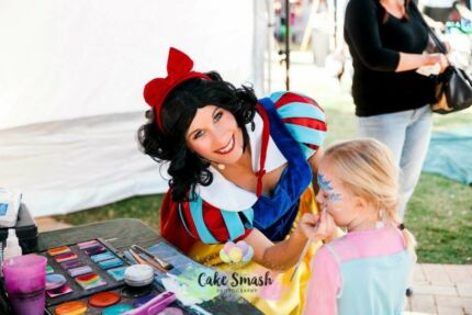 FACE PAINTING GOLD COAST FIG TREE FAIRY PARTIES
