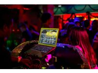 DJ Hire in London - House, Electro, Hip Hop, R&B, Charts, Pop