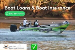 Boat Loans for Private Sale