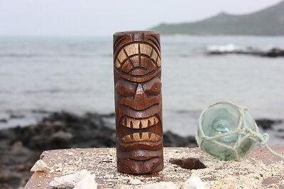 "Love Tiki Totem 5"" - Antique Finish - Hawaii Gifts"