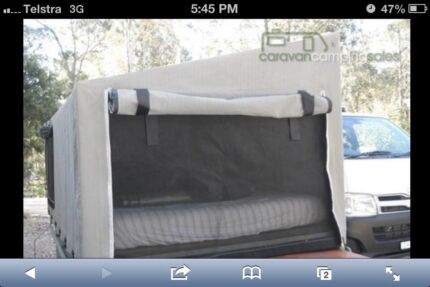 Great camper trailer for sail Hazelbrook Blue Mountains Preview