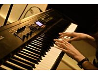 Piano lessons for beginners - all ages - Glasgow West End & City Centre