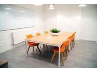 Hot Desking & Coworking Office Space
