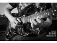 Guitar Lessons Finsbury Park Stoke Newington