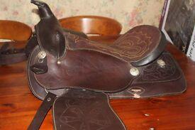 """16"""" Western Saddle"""