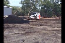 Excavation , soil removal , tipper truck & bobcat ready 7 days Ingleburn Campbelltown Area Preview