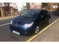 Citroen C4 2008 1.6 Automatic Only 62,084 Miles