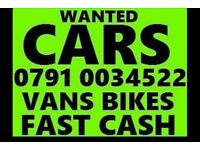 🚘☎️ Ø791ØØ34522 WANTED CAR VAN BIKE SELL YOUR BUY MY SCRAP FOR CASH EAST LONDON KENT Po