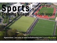 Bath 6-a-side Teams Needed!