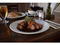 Sous Chef required for beautiful riverside destination pub