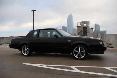1986 Buick Grand National  1986 Buick Grand National