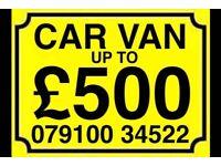 ☎️ Ø791ØØ 34522 SELL YOUR CAR VAN 4x4 CASH TODAY B