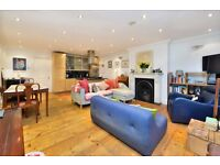 AXMINISTER RD N7: TWO BEDROOM TWO BATHROOM GARDEN FLAT, AVAILABLE 14TH JANAURY 2017, FURNISHED