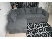 BEST OFFER DYLAN JUMBO CORD CORNER OR 3+2 SEATER SOFA SET AVAILABLE IN STOCK INN MANY COLORS