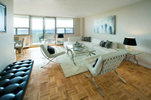 2 Bedroom Apartment for Rent in Scarborough Danforth & Eglinton!