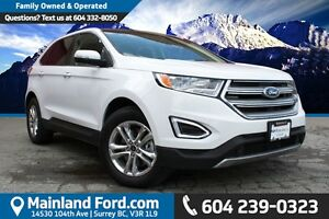2016 Ford Edge SEL LOCAL, NO ACCIDENTS, LOW KM'S