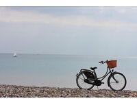 Beautiful black 'Dutchie' 3 speed classic Dutch bike