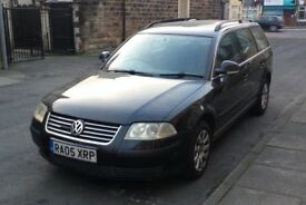 2005 Volkswagen Passat 1.9 TDI estate very good runner mot till Jan 2018