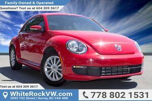 "2016 Volkswagen The Beetle 1.8 TSI Trendline HEATED SEATS, 5""..."