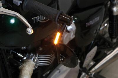 HIGHSIDER Lenkerendenspiegel MONTANA mit LED Blinker