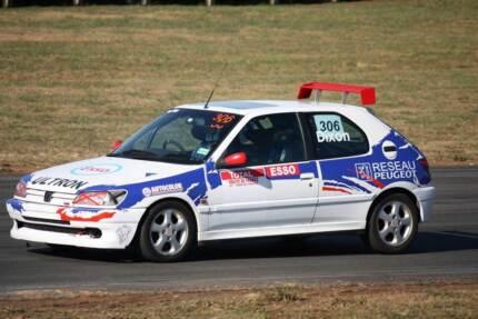 Peugeot 306 S16 Race Car Sydney City Inner Sydney Preview