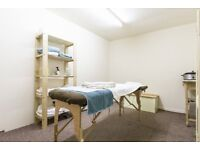 Spacious basement room for rent full time professional use only- CENTRAL EDINBURGH EH1