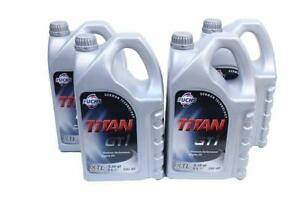 5W40 Engine Oil - CASE PRICE - 20 LITRES - GermanParts.ca