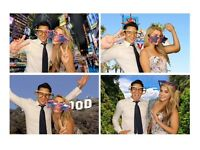 Photo Booth Hire for Weddings, Engagements, Birthdays, Corporate, Proms, Reunions...any occasion .