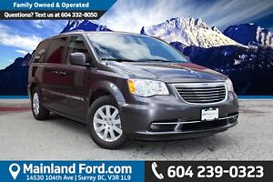 2016 Chrysler Town & Country Touring ONE OWNER, NO ACCIDENTS