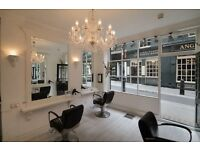 Models Required for free haircuts in Covent Garden Salon