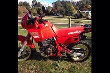 Honda nx650 , genuine 13500 kms Deloraine Meander Valley Preview