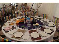 WEDDING TABLE ARRANGEMENTS- MEMORY TRESS