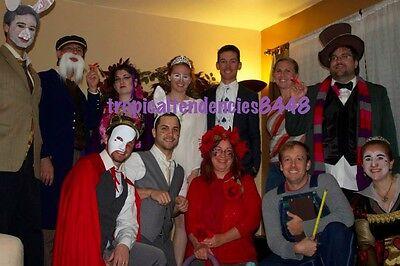Murder Mystery Dinner (Woods of Insanity Murder Mystery Dinner Party for 12---Alice in Wonderland theme )