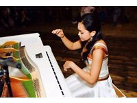 Piano Tuition by professional teacher in North West London