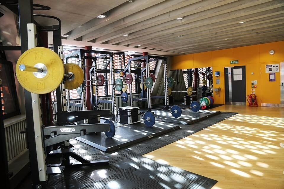 Gym space to rent for external personal trainers and clients