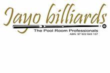Jayo Billiards Relocation & Reclothing Ulladulla Shoalhaven Area Preview