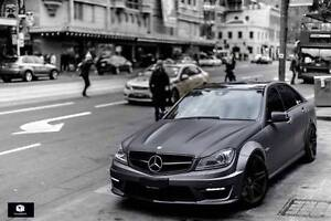2011 Mercedes Benz C63 Sedan AMG Performance Pack Endeavour Hills Casey Area Preview