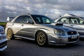 Subaru STI Widetrack 421bhp.. Integra dc5 jdm civic type R