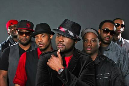 THREE VIP TICKETS FOR NATURALLY 7 Botany Botany Bay Area Preview