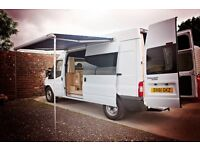 Bespoke Camper Conversion using all new materials and equipment